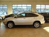 2009 Tungsten Pearl Lexus RX 350 #20464280