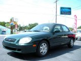 2001 Cypress Green Hyundai Sonata GLS V6 #20438524