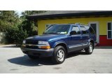 2001 Chevrolet Blazer Trailblazer 4x4 Data, Info and Specs