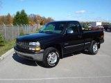 1999 Onyx Black Chevrolet Silverado 1500 LS Regular Cab 4x4 #20465811