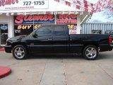 2004 Black Chevrolet Silverado 1500 SS Extended Cab AWD #20458380