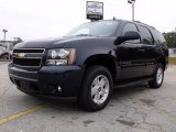 2009 Dark Blue Metallic Chevrolet Tahoe LT #20458410