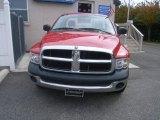 2005 Flame Red Dodge Ram 1500 ST Regular Cab #20461449