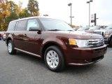 2010 Cinnamon Metallic Ford Flex SE #20455049