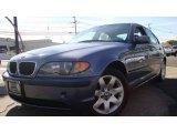 2003 Steel Blue Metallic BMW 3 Series 325i Sedan #20457078