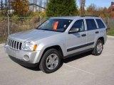 2006 Bright Silver Metallic Jeep Grand Cherokee Laredo 4x4 #20465821
