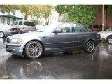 2003 Steel Grey Metallic BMW 3 Series 325i Sedan #20533837