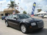 2008 Brilliant Black Crystal Pearl Chrysler 300 LX #20535282