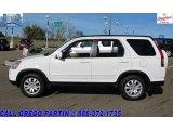 2006 Taffeta White Honda CR-V SE 4WD #20446153