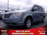 2010 Clearwater Blue Pearl Chrysler Town & Country Touring #20454878
