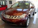 2005 Merlot Metallic Nissan Murano SL AWD #20465400