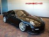 2007 Black Porsche 911 Turbo Coupe #20522687