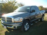 2006 Mineral Gray Metallic Dodge Ram 1500 SLT Quad Cab #20537549