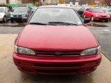 1993 Subaru Impreza L Sedan Data, Info and Specs