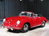 1965 Porsche 356 SC Cabriolet