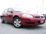 2006 Sport Red Metallic Chevrolet Impala LT #20522019