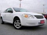 2007 Summit White Chevrolet Cobalt LS Coupe #20522013