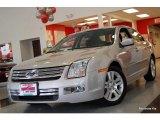 2008 Silver Birch Metallic Ford Fusion SEL V6 #20528796