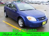 2007 Laser Blue Metallic Chevrolet Cobalt LS Coupe #20457602