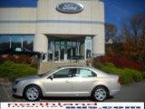 2010 Smokestone Metallic Ford Fusion SE #20522664