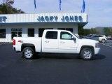 2009 Summit White Chevrolet Silverado 1500 LT Z71 Crew Cab 4x4 #20461732