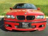 2004 Imola Red BMW 3 Series 330i Sedan #20537914