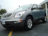 2008 Blue Gold Crystal Metallic Buick Enclave CX #20530325
