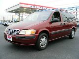 1999 Chevrolet Venture LT Data, Info and Specs