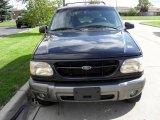 1999 Ford Explorer Black Clearcoat