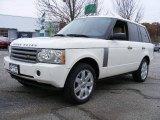 2007 Chawton White Land Rover Range Rover HSE #20520190