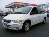 1997 Chrysler Town & Country Stone White