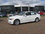 2008 Alpine White BMW 3 Series 335i Sedan #20612995