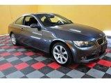 2007 Sparkling Graphite Metallic BMW 3 Series 328xi Coupe #20613021