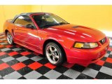 1999 Laser Red Metallic Ford Mustang GT Convertible #20613008