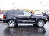 2006 Black Jeep Grand Cherokee Limited 4x4 #20599879