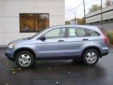 2007 Glacier Blue Metallic Honda CR-V LX 4WD #20618710