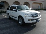 2007 White Chocolate Tri-Coat Lincoln Navigator Ultimate #20608128