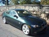 2007 Deep Green Metallic BMW 3 Series 335i Coupe #20604148