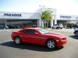 2010 Victory Red Chevrolet Camaro LT Coupe #20614105