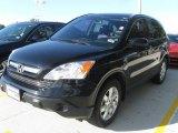 2007 Nighthawk Black Pearl Honda CR-V EX-L 4WD #20612999