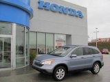 2007 Glacier Blue Metallic Honda CR-V EX-L 4WD #20605827