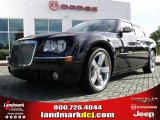 2008 Brilliant Black Crystal Pearl Chrysler 300 Touring DUB Edition #20607083