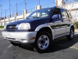 2000 Suzuki Grand Vitara Baltic Blue Metallic