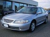 2002 Satin Silver Metallic Honda Accord SE Sedan #20660674
