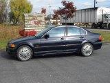 2000 Orient Blue Metallic BMW 3 Series 328i Sedan #20663574