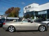 2007 Platinum Bronze Metallic BMW 3 Series 328i Convertible #20653535