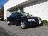 2004 Moro Blue Pearl Effect Audi A4 1.8T quattro Sedan #20664104