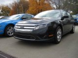 2010 Atlantis Green Metallic Ford Fusion SE #20671310