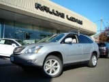 2009 Tungsten Pearl Lexus RX 350 AWD #20663135