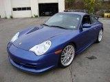2004 Porsche 911 Cobalt Blue Metallic